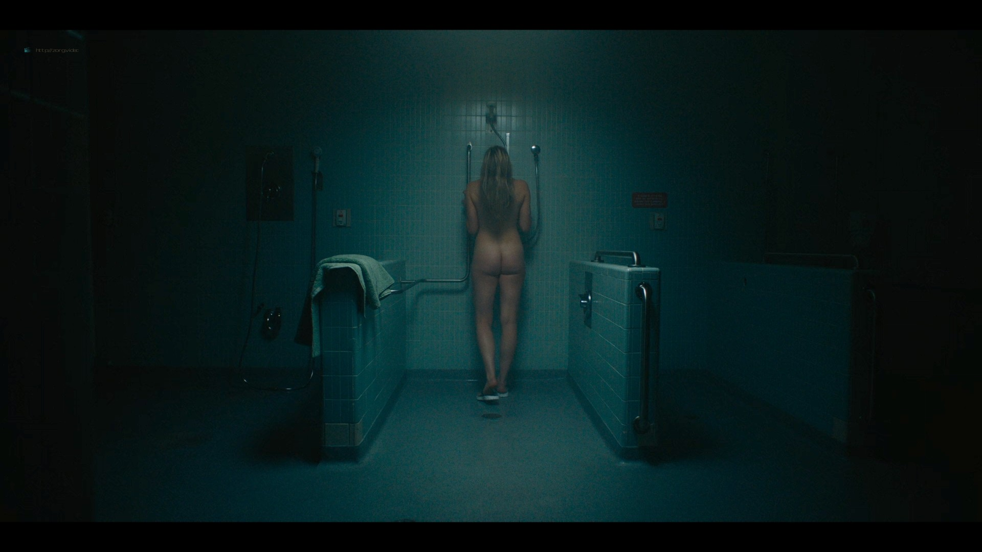 Christie Herring nude full frontal in the shower - Bloodline (2019) 1080p (7)