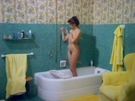 Florence Guérin nude full frontal and lot of sex others nude too - Top Model (1989)