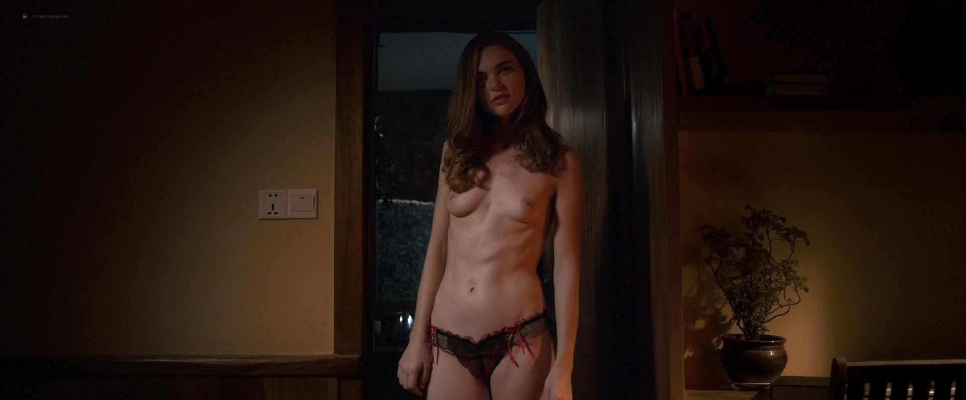 Jenny Boyd nude topless - Hex (2018) HD 1080p Web (15)