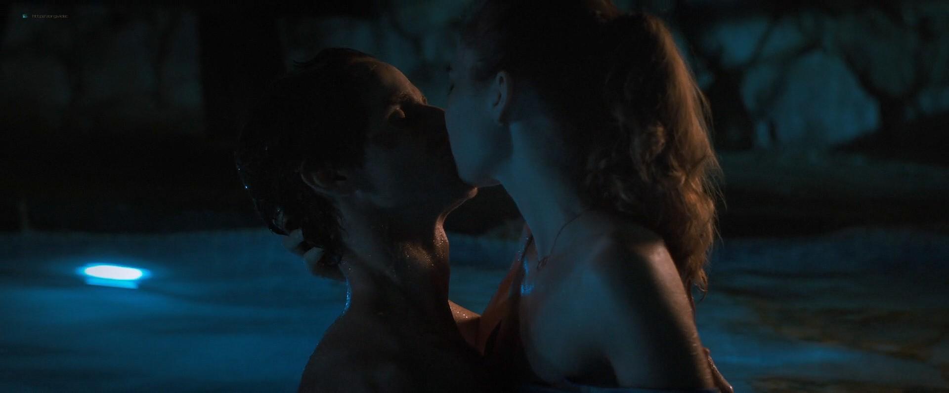 Jenny Boyd nude topless - Hex (2018) HD 1080p Web (9)