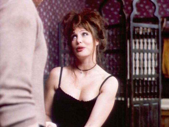 Kelly LeBrock hot Kimberly Kelley and Rochelle Swanson nude - Hard Bounty (1995) (20)
