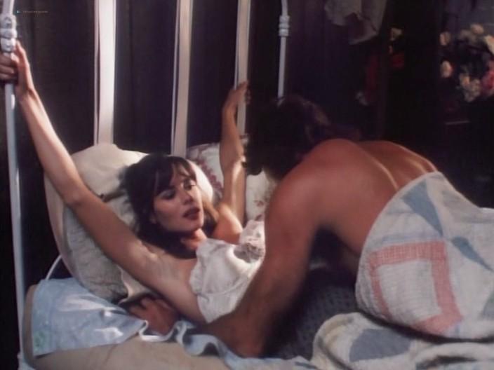 Kelly LeBrock hot Kimberly Kelley and Rochelle Swanson nude - Hard Bounty (1995) (17)