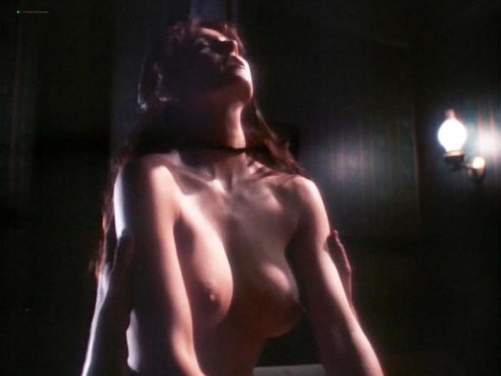 Kelly LeBrock hot Kimberly Kelley and Rochelle Swanson nude - Hard Bounty (1995) (8)
