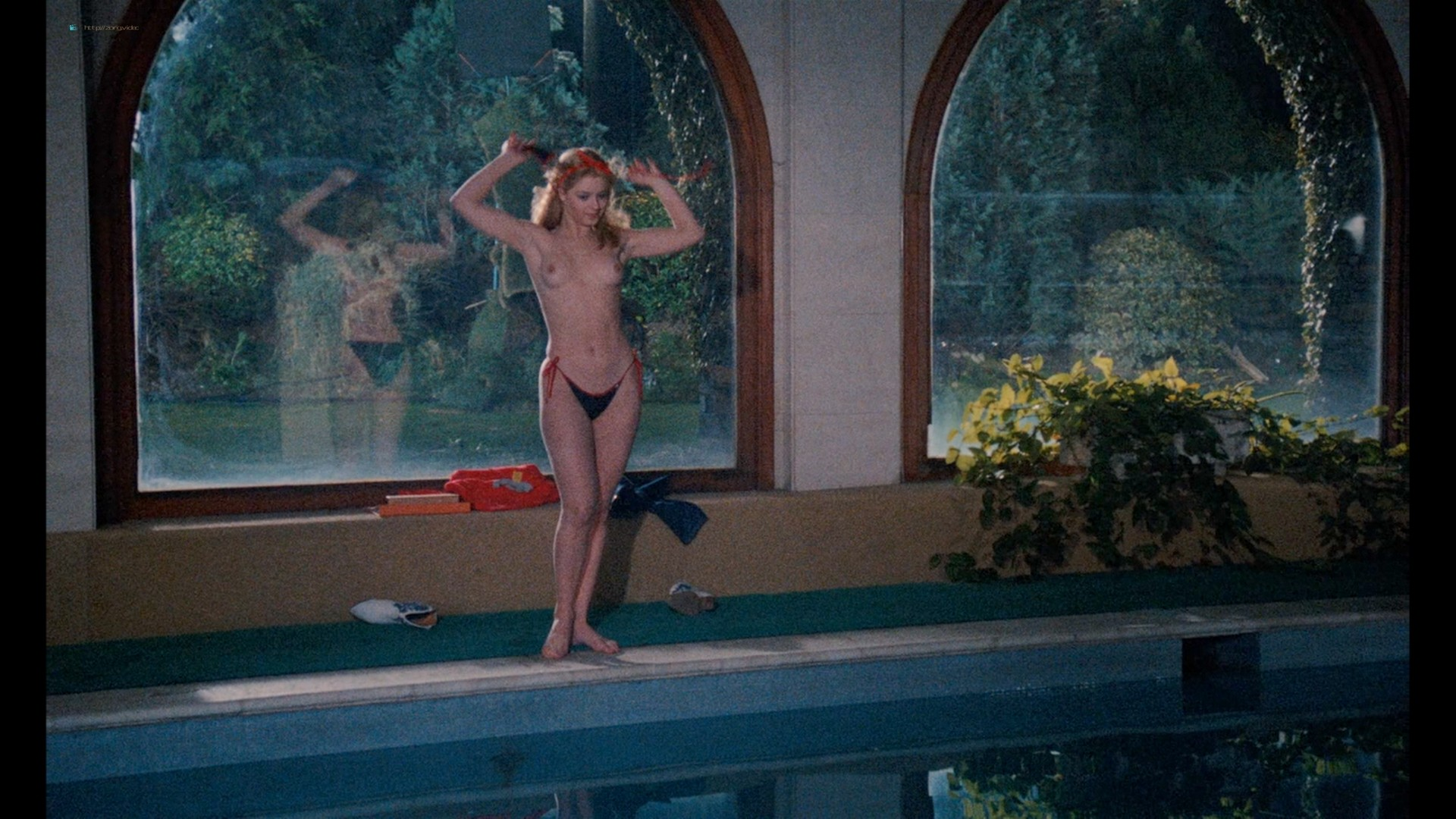 Roxana Nieto nude Leticia Marfil and Pilar Alcón all nude bush topless - Pieces (1982) HD 1080p BluRay (19)