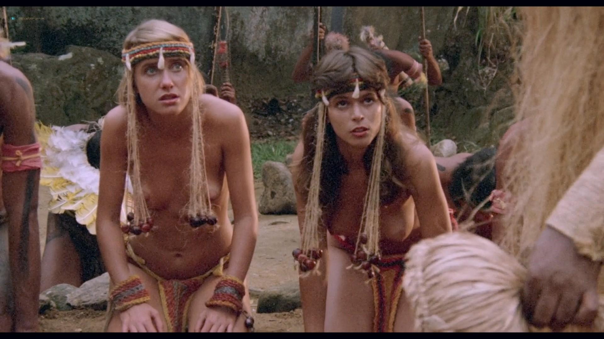 Suzane Carvalho nude bush Susan Hahn nude too - Massacre in Dinosaur Valley (BR-1985) HD 720p (9)