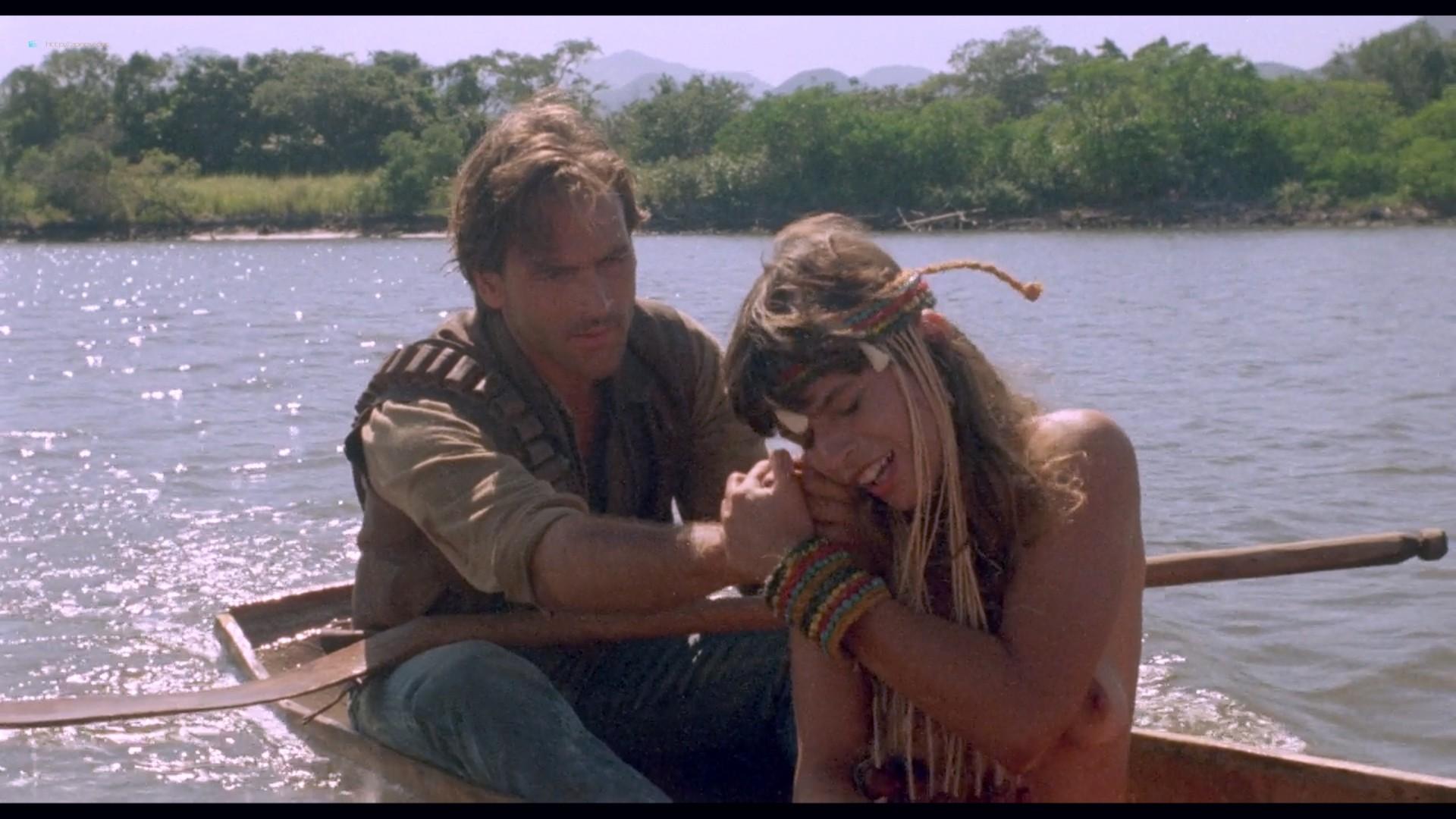 Suzane Carvalho nude bush Susan Hahn nude too - Massacre in Dinosaur Valley (BR-1985) HD 720p (8)