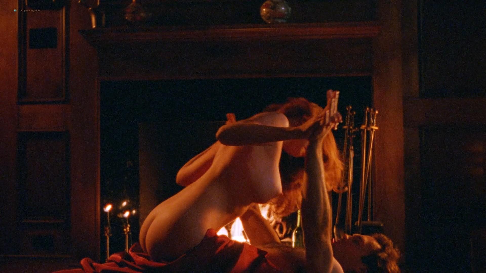 Dona Speir nude Pandora Peaks, Carolyn Liu and others nude too - Do or Die (1991) 1080p BluRay (13)