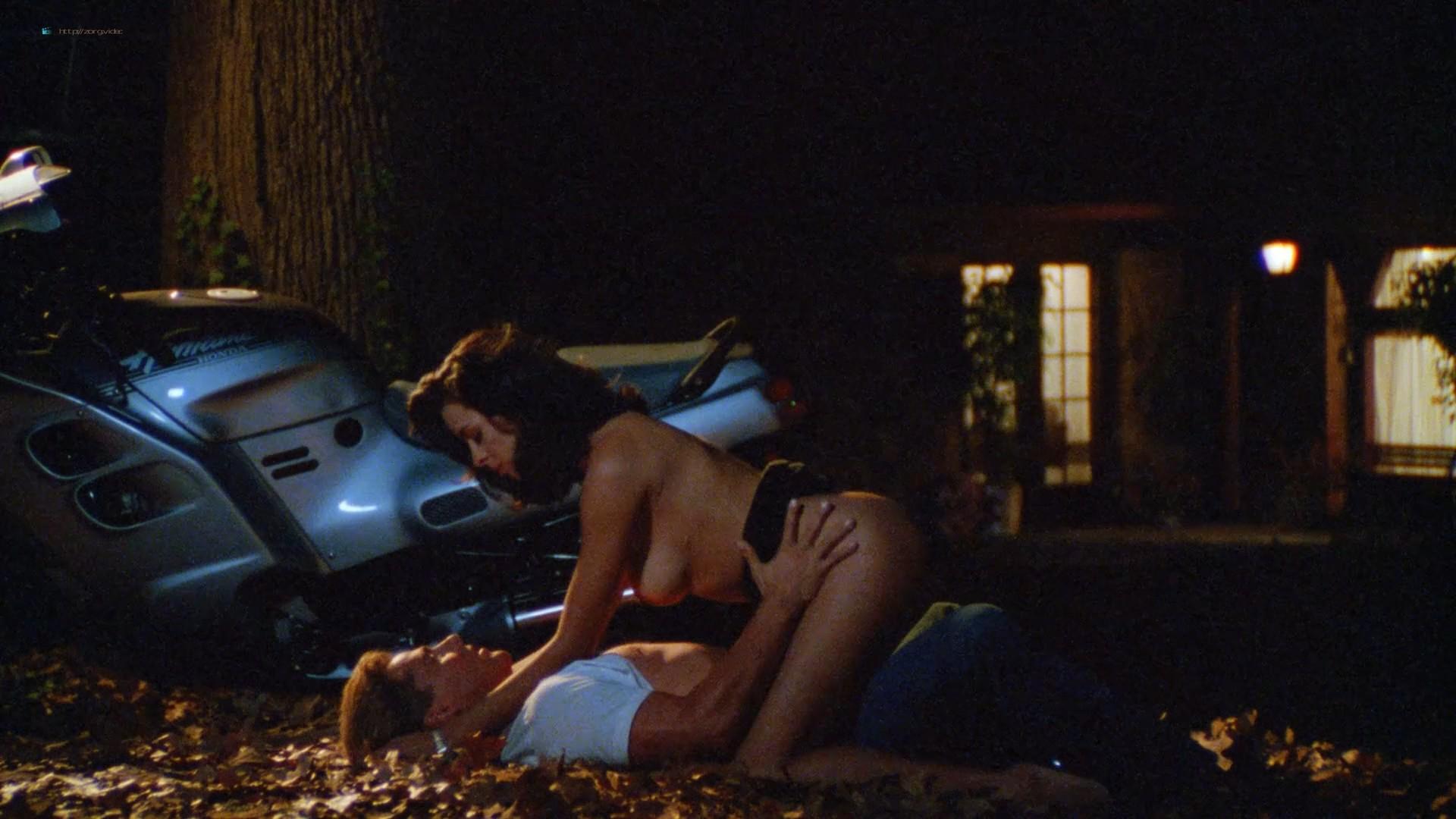 Dona Speir nude Pandora Peaks, Carolyn Liu and others nude too - Do or Die (1991) 1080p BluRay (12)