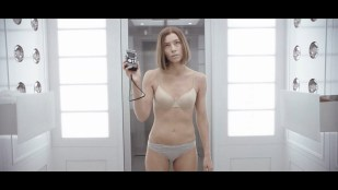 Jessica Biel hot and sexy in bra and panties - Limetown (2019) s1e5 1080p