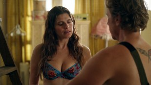 Lake Bell hot busty and some sex - Bless This Mess (2019) s2e2 1080p