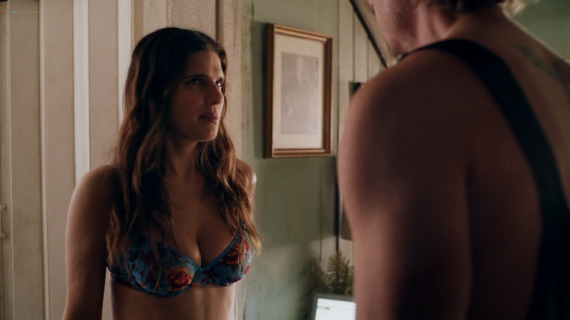 Lake Bell hot busty and some sex - Bless This Mess (2019) s2e2 1080p (4)