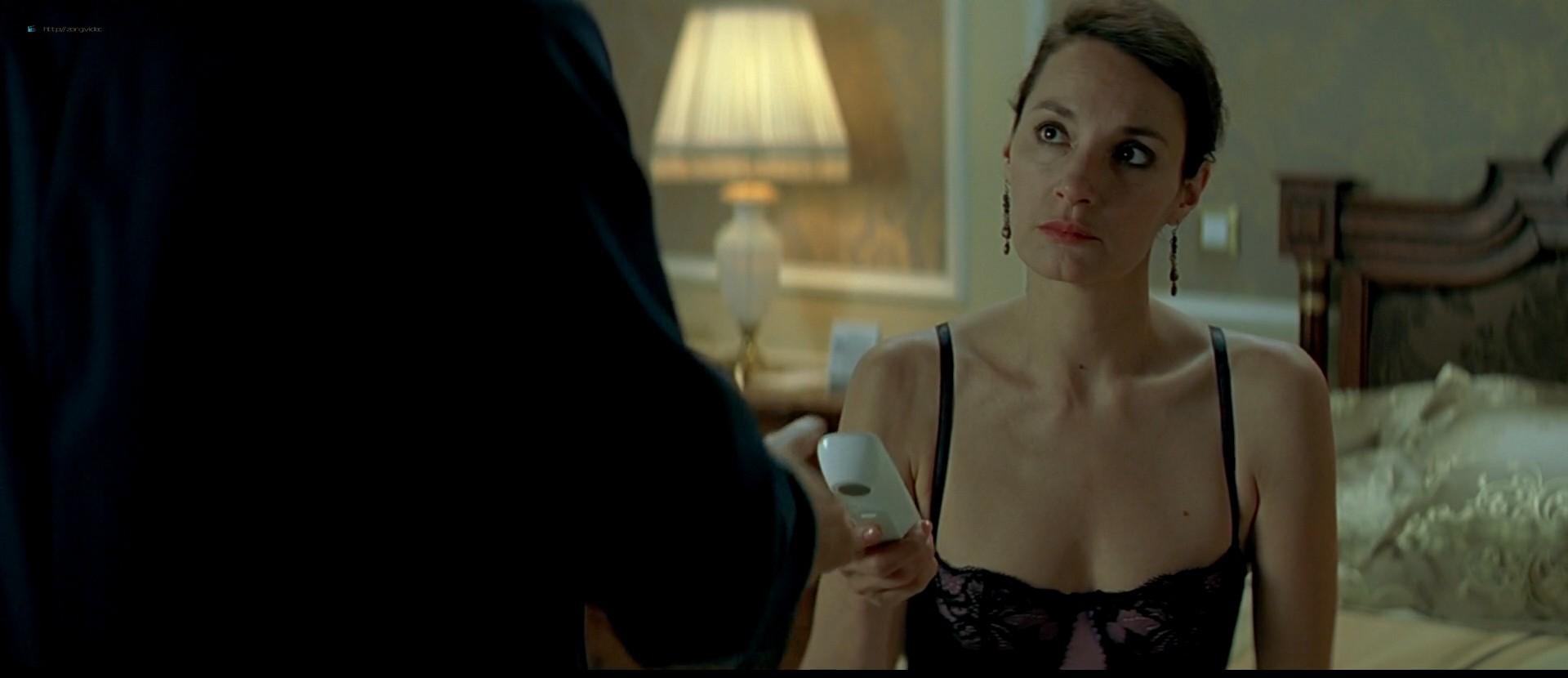 Louise Bourgoin nude topless and sex - La fille de Monaco (FR-2008) HDTV 1080p (16)
