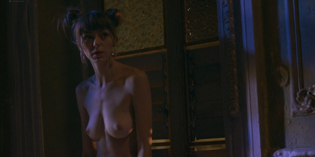 Luna Baxter nude topless Anabelle Acosta, Angie Cepeda lingerie - Kill Chain (2019) 1080p Web (9)