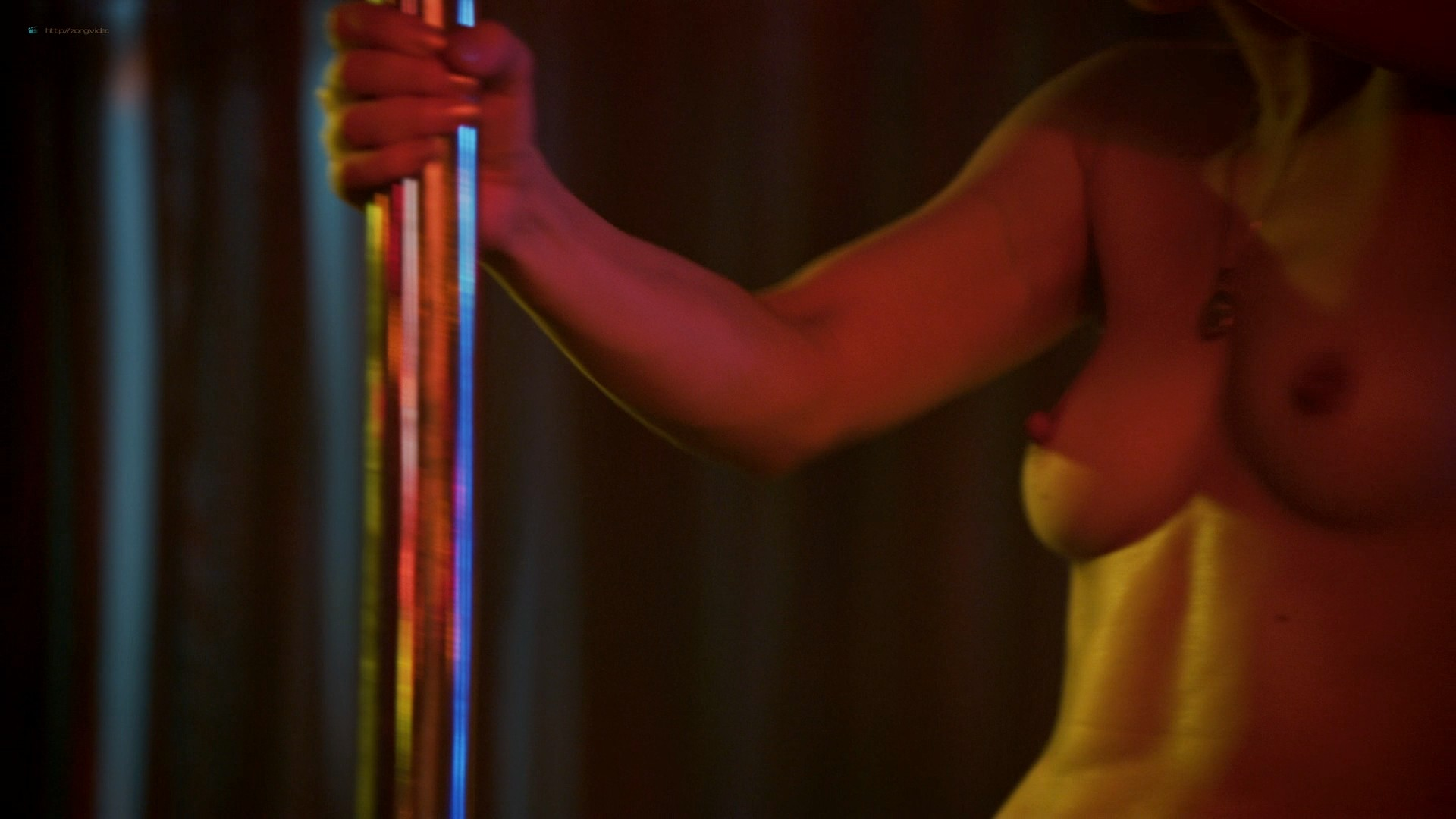 Marie Rose Baramo nude as a stripper - Godfather of Harlem (2019) s1e2 1080p (7)