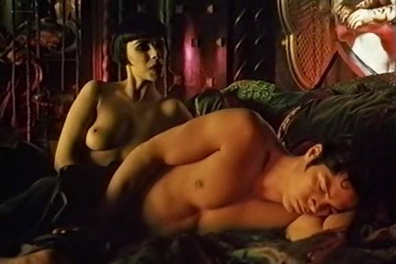 Mathilda May nude and some sex - Naked Tango (1990) VHSrip (11)