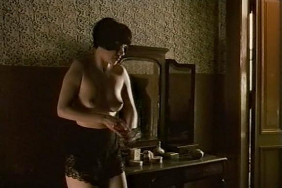 Mathilda May nude and some sex - Naked Tango (1990) VHSrip (3)
