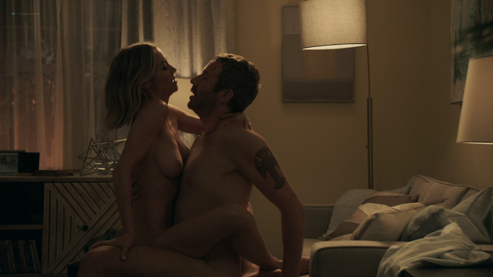 Megan Stevenson nude hot sex - Get Shorty (2019) s3e3 1080p (5)