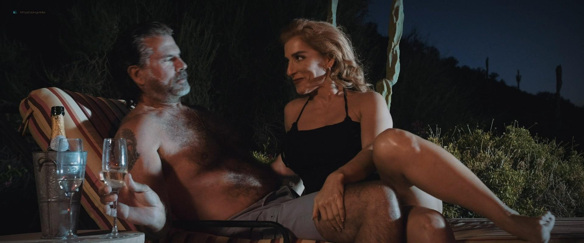 Audrey Beth nude topless Kier Simonetta, Michelle Miller nude too - Water (2019) 1080p (12)