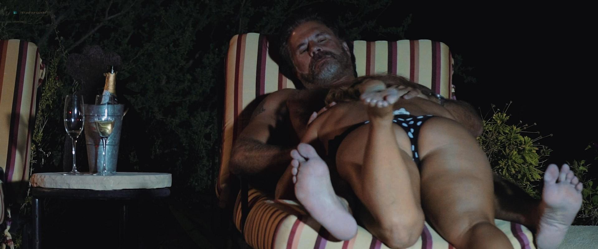 Audrey Beth nude topless Kier Simonetta, Michelle Miller nude too - Water (2019) 1080p (8)