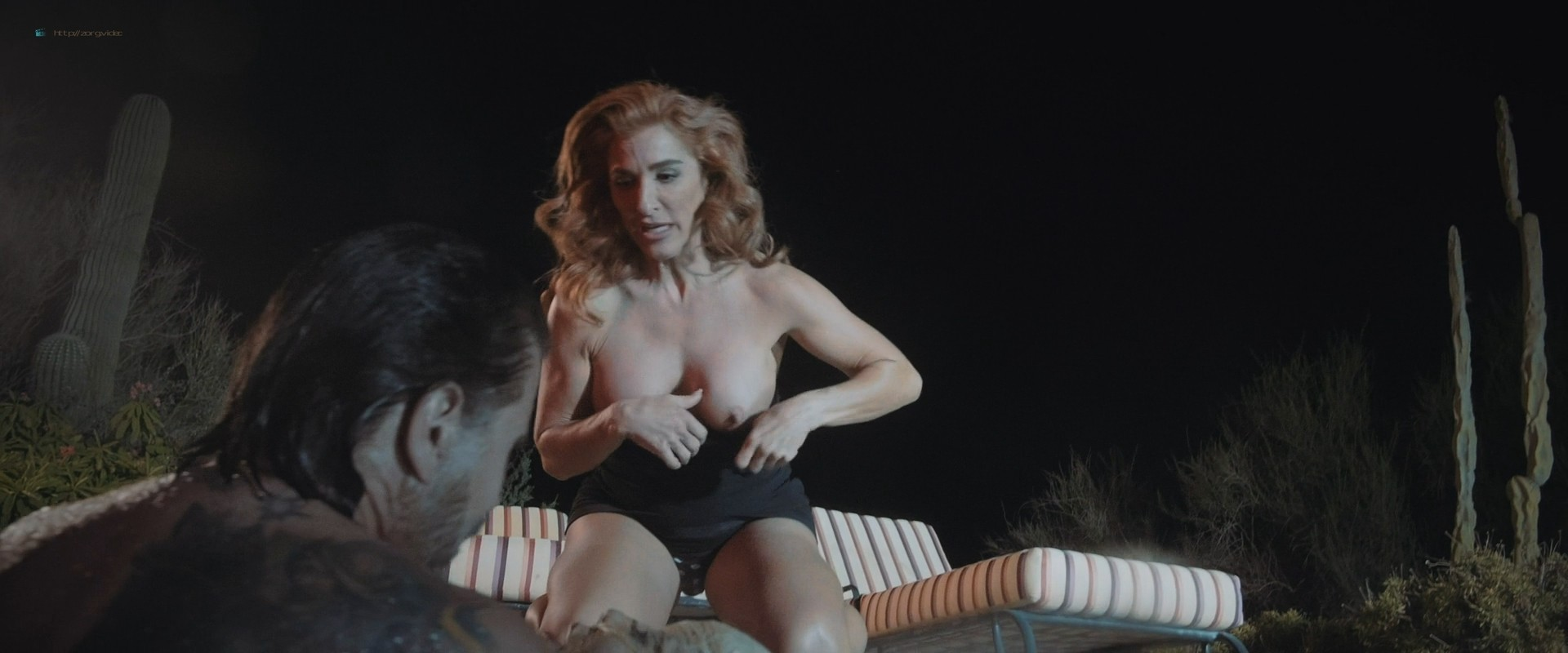Audrey Beth nude topless Kier Simonetta, Michelle Miller nude too - Water (2019) 1080p (6)
