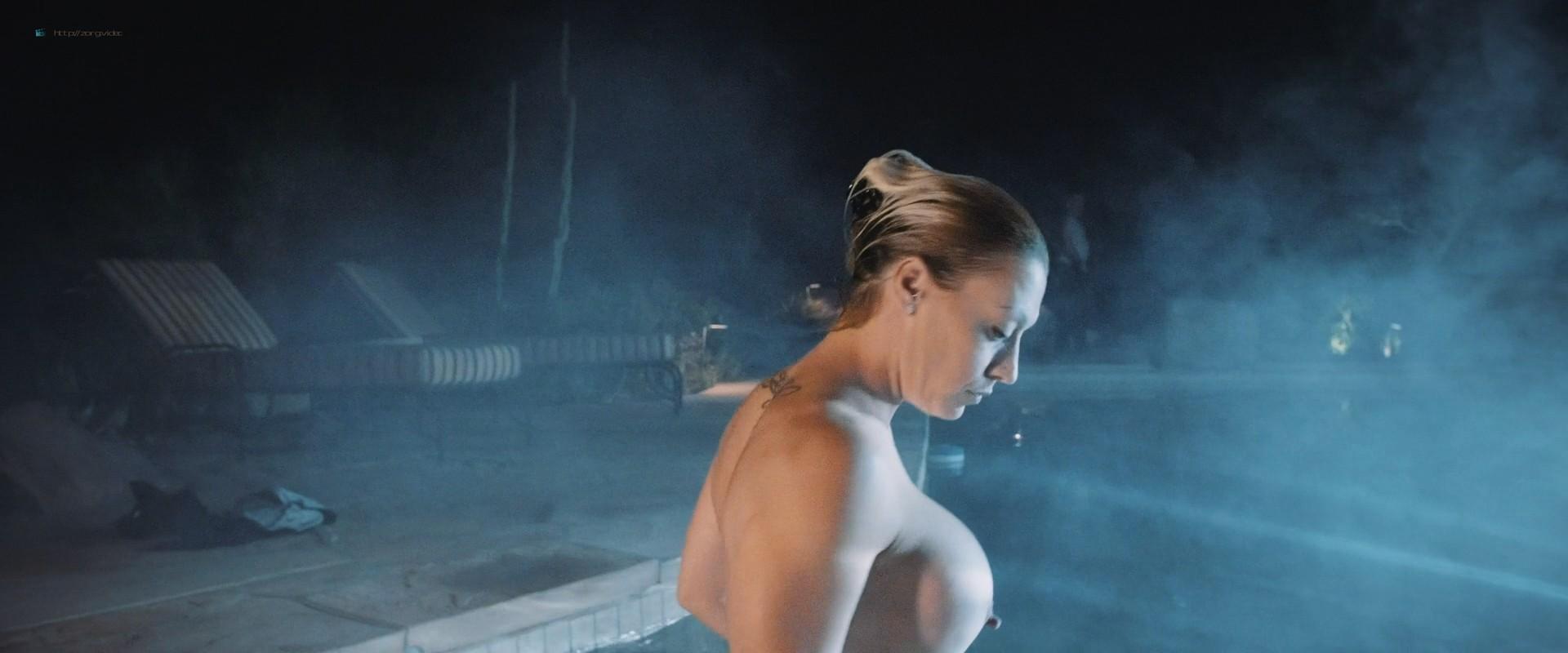 Audrey Beth nude topless Kier Simonetta, Michelle Miller nude too - Water (2019) 1080p (2)