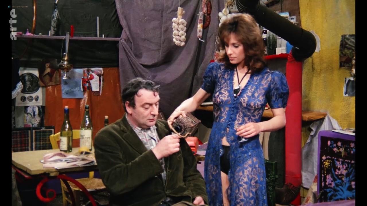 Bernadette Lafont nude bush and butt - La fiancée du pirate (1969) HDTV 720p (3)