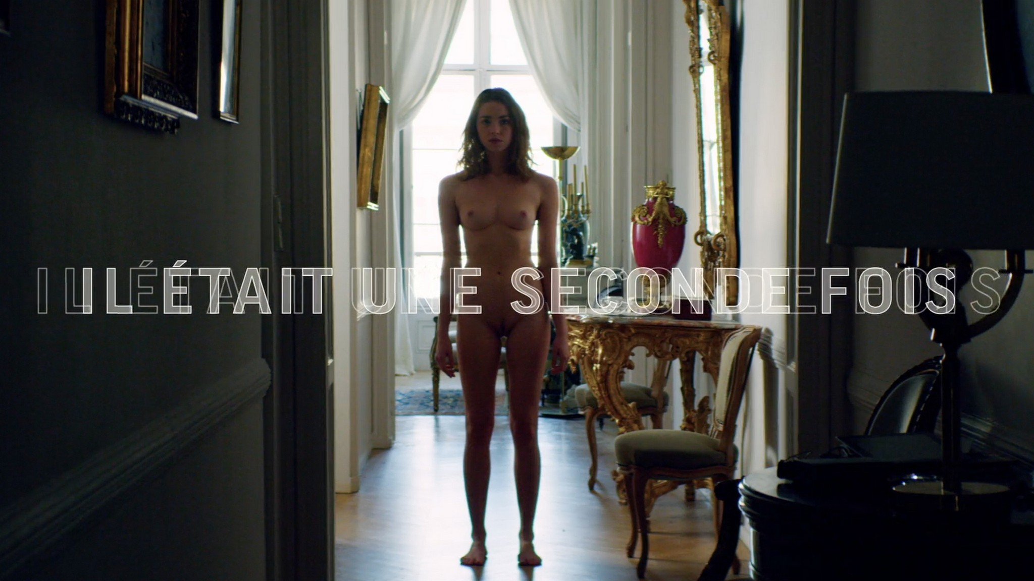 Freya Mavor nude full frontal and sex - Il Etait Une Seconde Fois (FR-2019) HD 1080p Web (2)