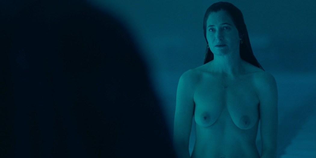 Kathryn Hahn nude bush Tania Khalill, Gabrielle Hespe hot and sex - Mrs. Fletcher (2019) s1e2 1080p (2)