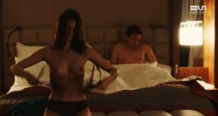 Lauriane Gilliéron nude topless - Quartier des banques (2017) s1e4 HDTV 720p (5)