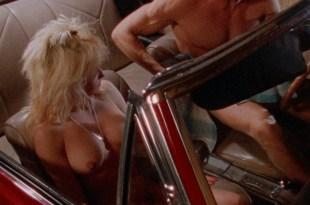 Linnea Quigley nude sex Karen Russell nude too - Murder Weapon (1990) 1080p BluRay (8)