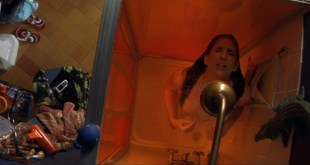 Lucía Jiménez nude in the shower - The Kovak Box (2006) 720p Web (9)