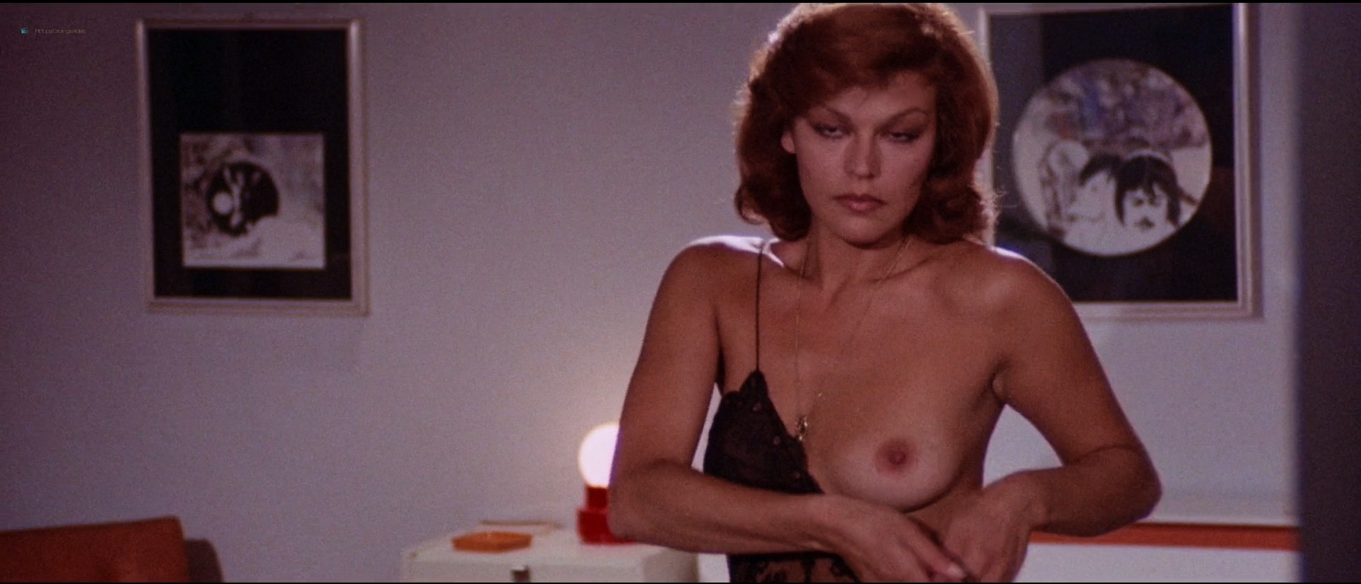 Martine Brochard nude Mirta Miller, Ines Pellegrini nude too - Eyeball (IT-1975) 1080p BluRay (11)