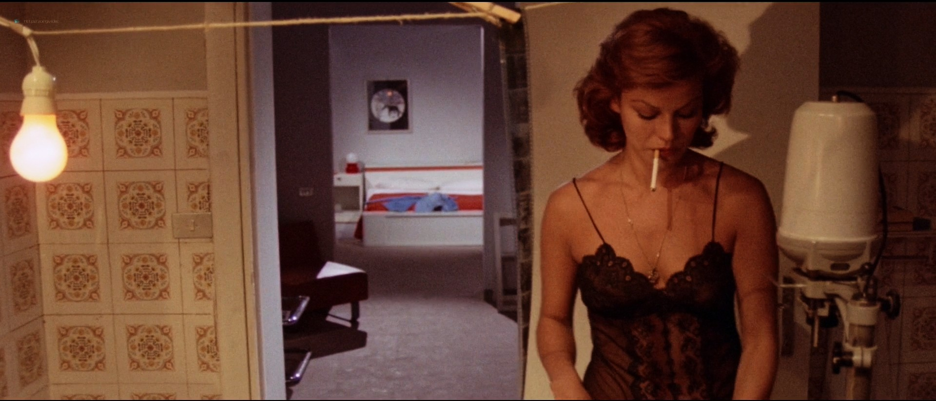 Martine Brochard nude Mirta Miller, Ines Pellegrini nude too - Eyeball (IT-1975) 1080p BluRay (9)