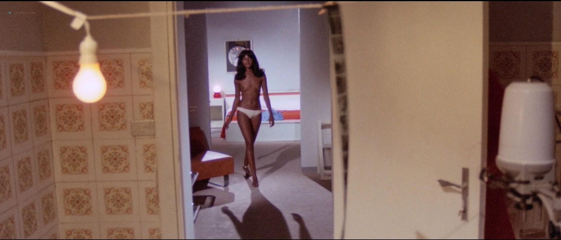 Martine Brochard nude Mirta Miller, Ines Pellegrini nude too - Eyeball (IT-1975) 1080p BluRay (7)