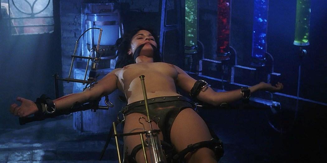 Romina Mondello nude sex and Valery Valmond nude hot sex too - The Wax Mask (1997) 1080p BluRay (5)