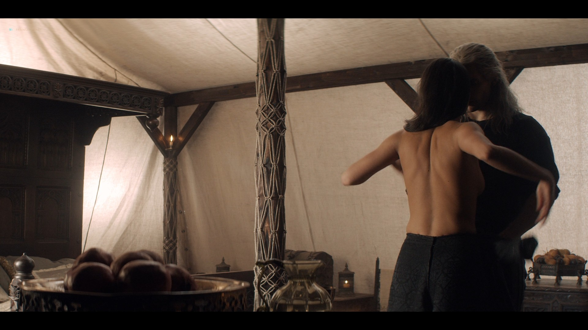 Anya Chalotra nude others nude too - The Witcher (2019) s1e5-6 HD 1080p WEB (4)