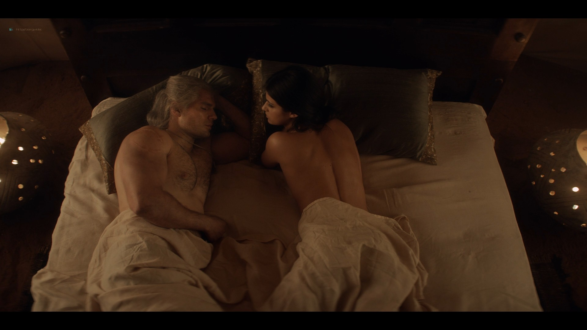 Anya Chalotra nude others nude too - The Witcher (2019) s1e5-6 HD 1080p WEB (2)