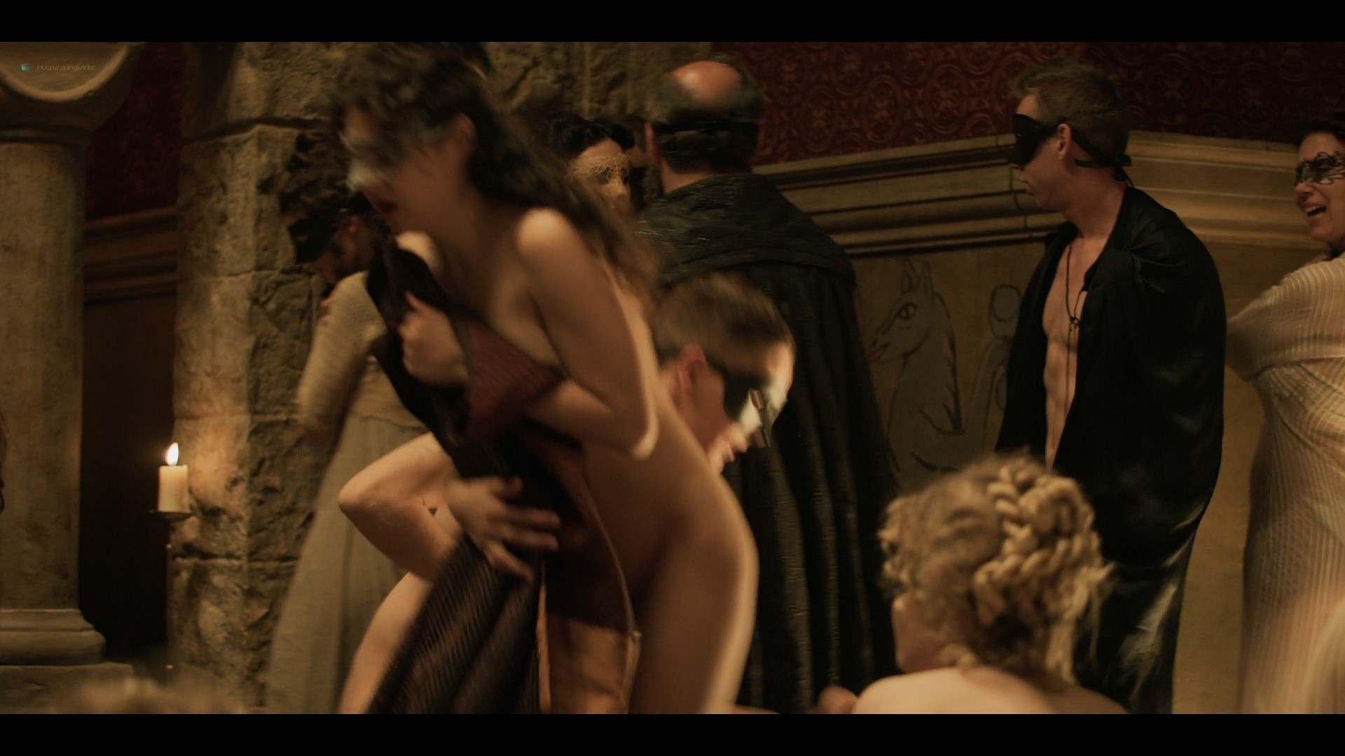 Anya Chalotra nude others nude too - The Witcher (2019) s1e5-6 HD 1080p WEB (16)