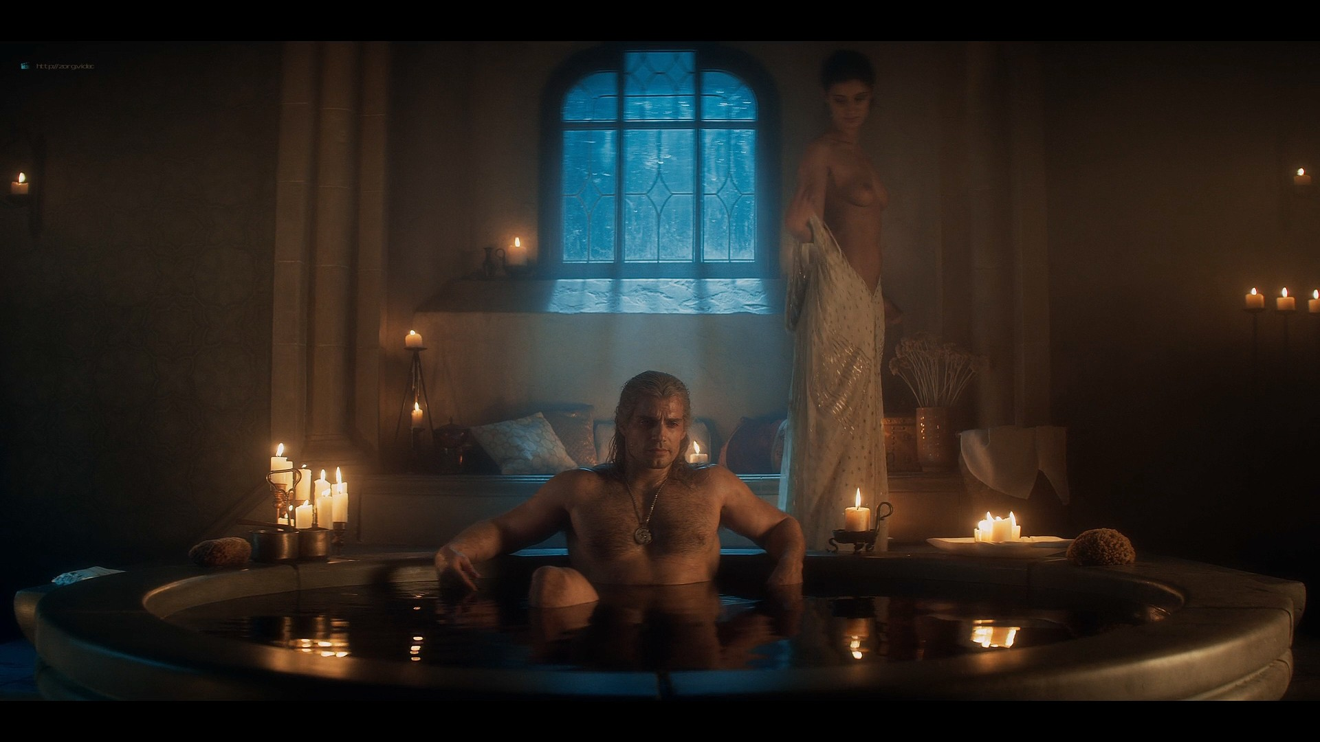 Anya Chalotra nude others nude too - The Witcher (2019) s1e5-6 HD 1080p WEB (14)