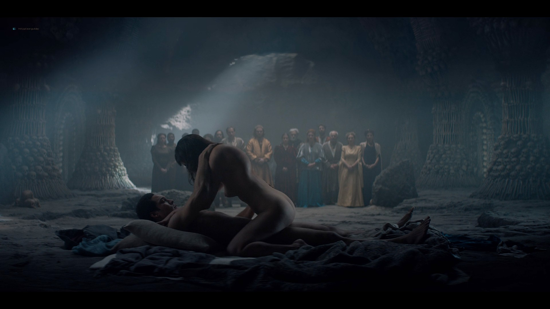 Anya Chalotra nude sex others nude too - The Witcher (2019) s1e1-3 HD 1080p WEB-DL (10)