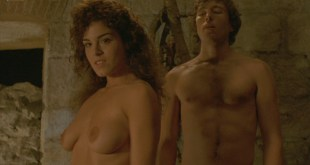 Betsy Russell nude sex Claudia Udy, Cindi Dietrich and others nude too - Out of Control (1985) HD 1080p BluRay (r) (13)