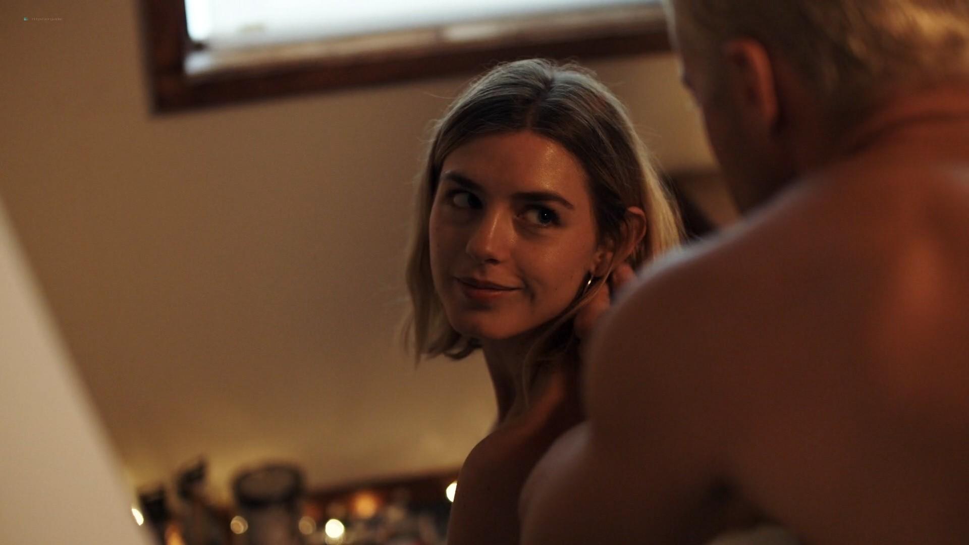Caroline Vreeland busty see through Zoe Chait, Kenzie Dalton hot - Red Handed (2019) 1080p Web (14)