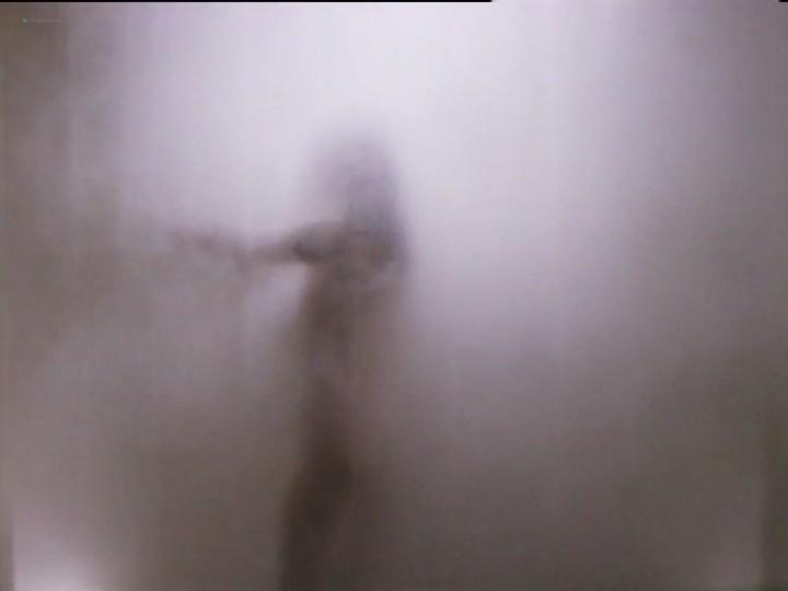 Courteney Cox nude nip slip and sex - Blue Desert (1991) (4)