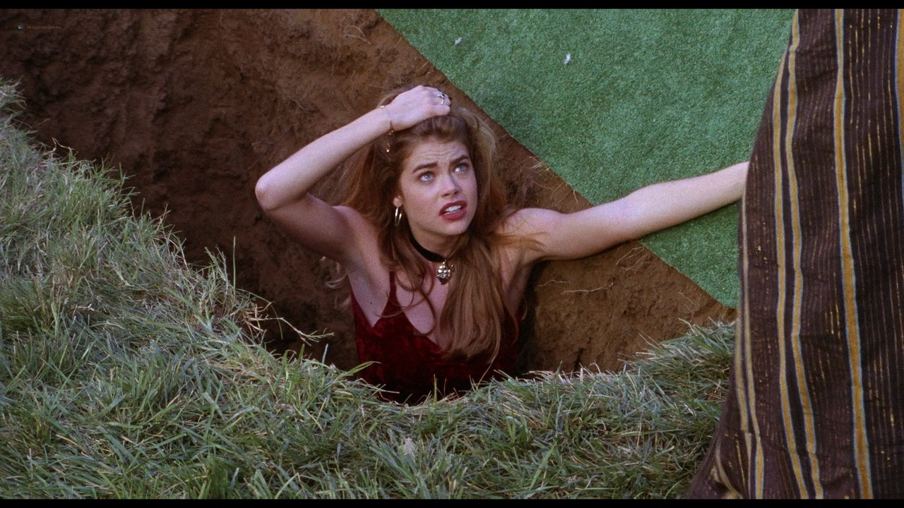 Denise Richards hot and sexy - Tammy and the T-Rex (1994) HD 720p (9)