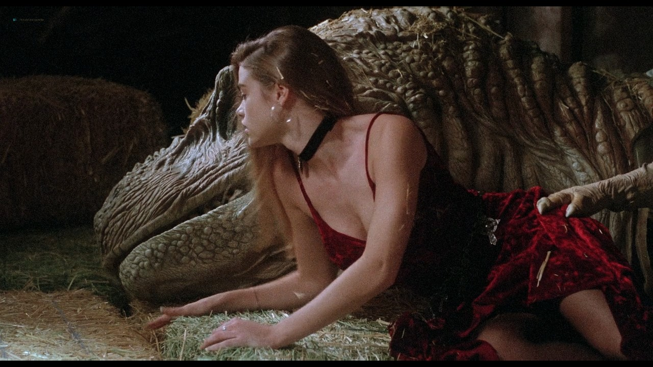Denise Richards hot and sexy - Tammy and the T-Rex (1994) HD 720p (8)