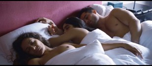 Hafsia Herzi hot Sophie Garagnon nude topless - Tu merites un amour (2019) HD 1080p Web