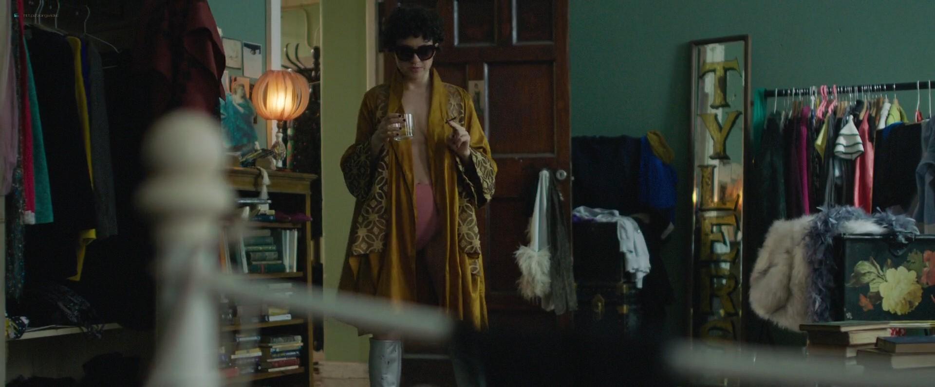 Holliday Grainger hot sex Amy Molloy nude Alia Shawkat sexy - Animals (2019) HD 1080p Web (18)