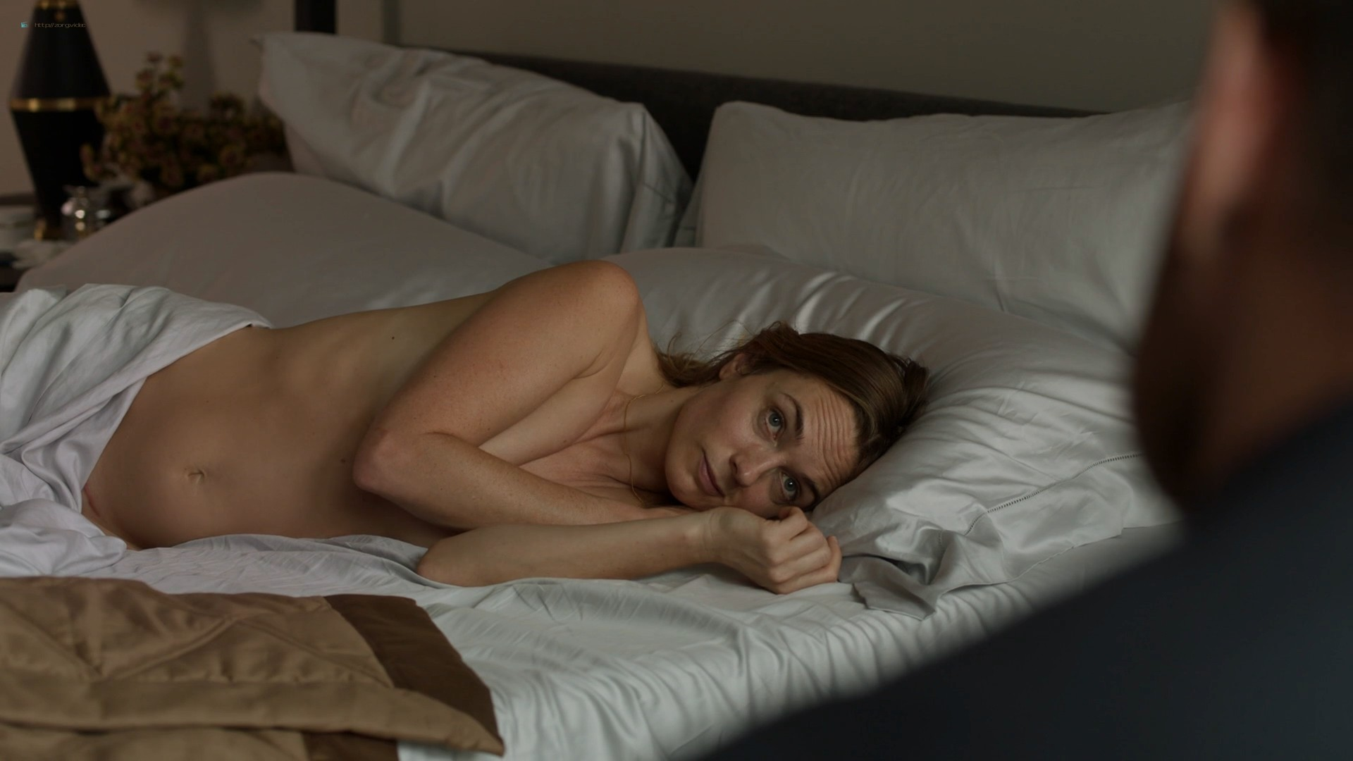 Kerry Condon nude topless - Ray Donovan (2019) s7e5 HD 1080p (8)