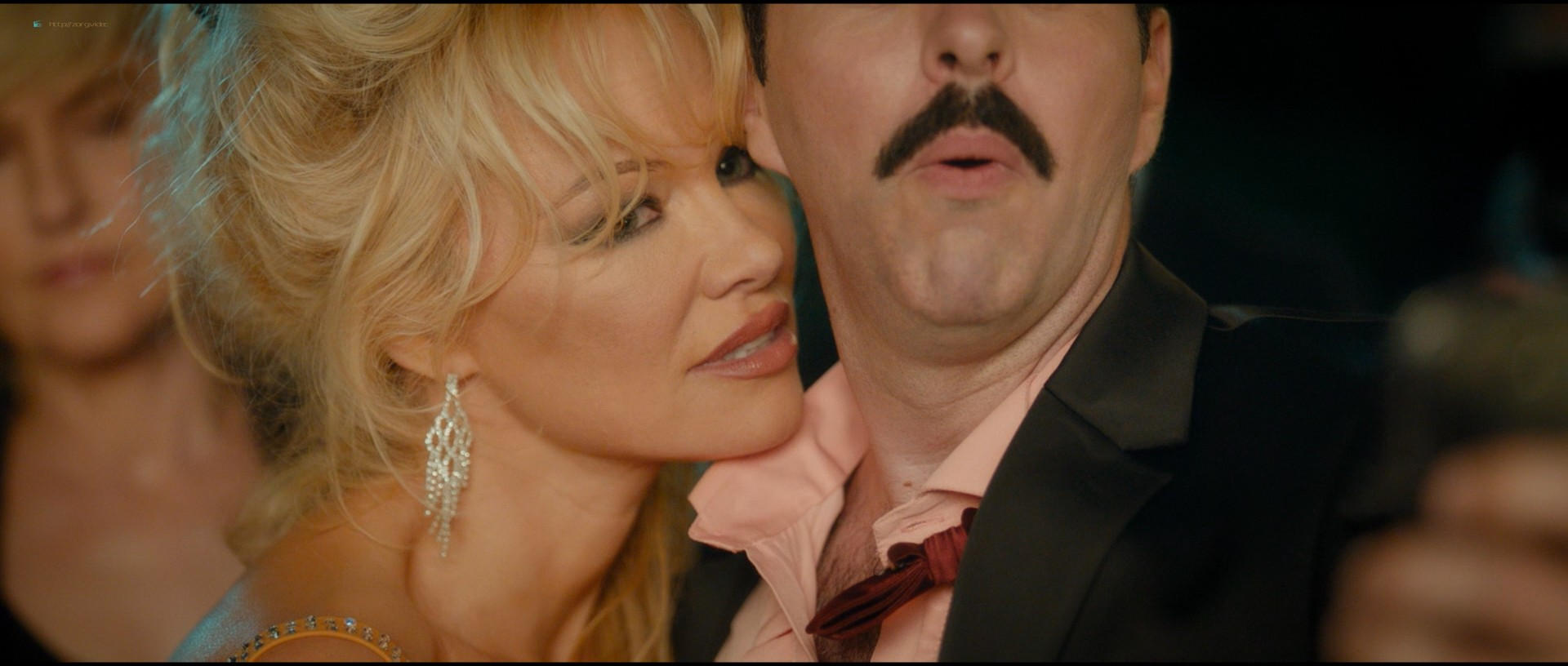 Pamela Anderson sexy Élodie Fontan and others hot - Nicky Larson et le parfum de Cupidon (2018) 1080p BluRay (13)
