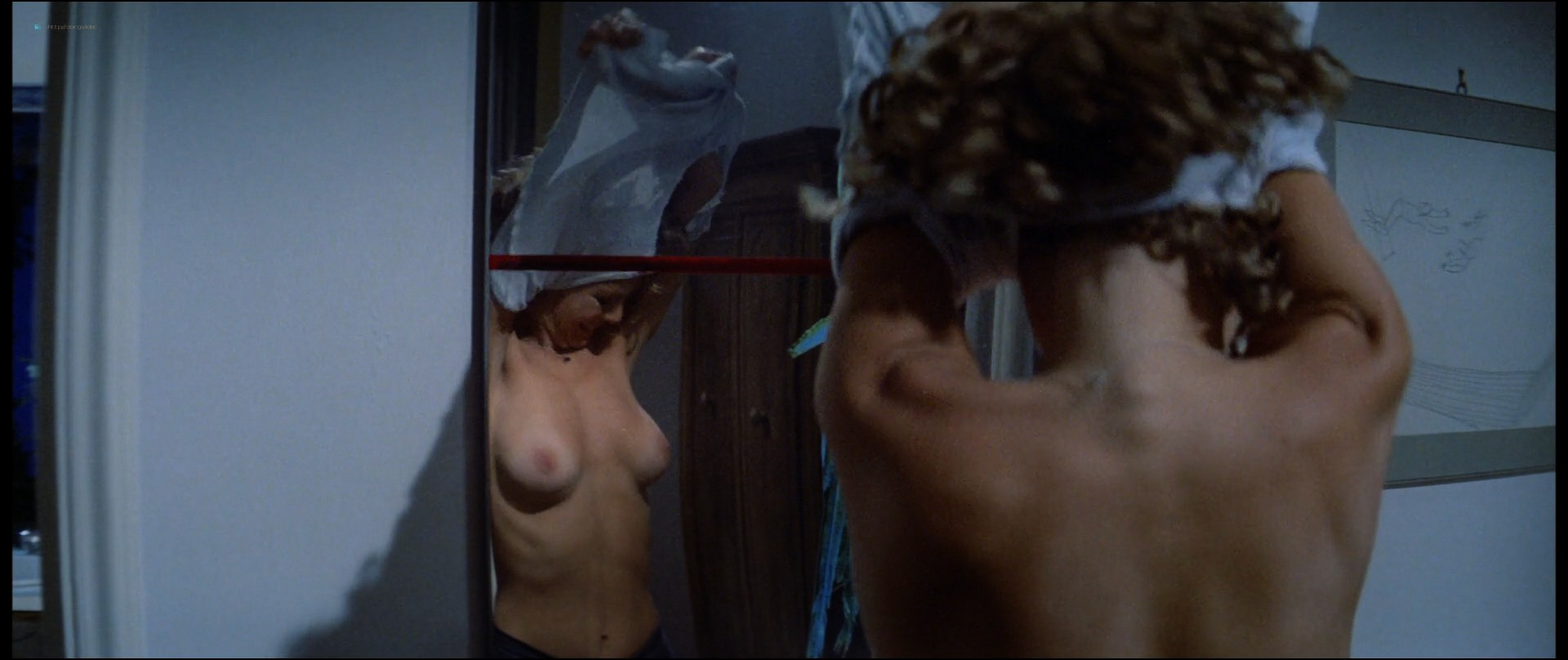 Sydne Rome nude full frontal Renate Langer, Birgitta Nilsson nude too - What? (IT-1972) 1080p BluRay (17)